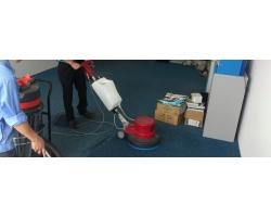 Dịch vụ vệ sinh thảm định kỳ, giặt thảm tại văn phòng công ty OSG Việt Nam