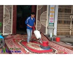 Giặt thảm tại nhà giá rẻ