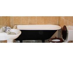 Mẹo vệ sinh sàn và tường nhà vệ sinh