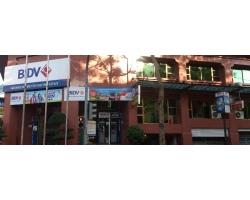 Vệ sinh hàng ngày tại ngân hàng BIDV chi nhánh Hải Phòng