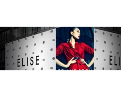 Vệ sinh showroom thời trang cao cấp Elise Hải Phòng