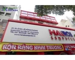 Vệ sinh siêu thị máy tính Hà Nội