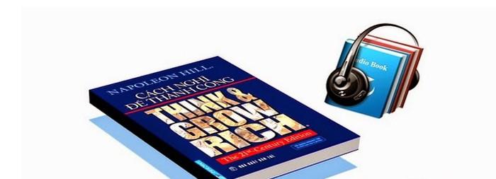 Sách - Suy nghĩ và giàu có