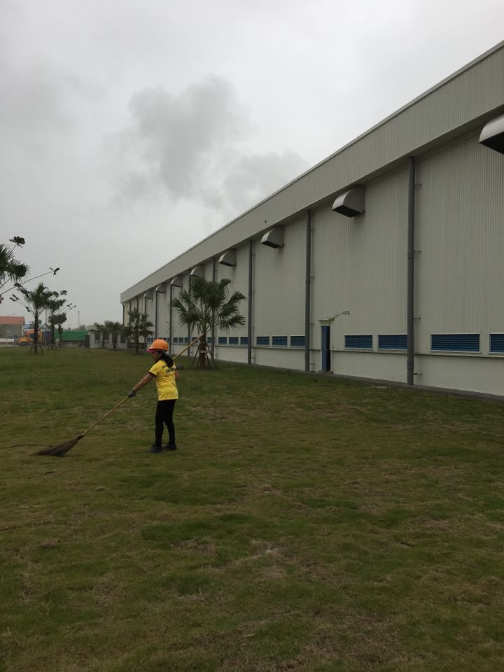 Dịch vụ vệ sinh công nghiệp uy tín chuyên nghiệp nhất tại Hải Phòng