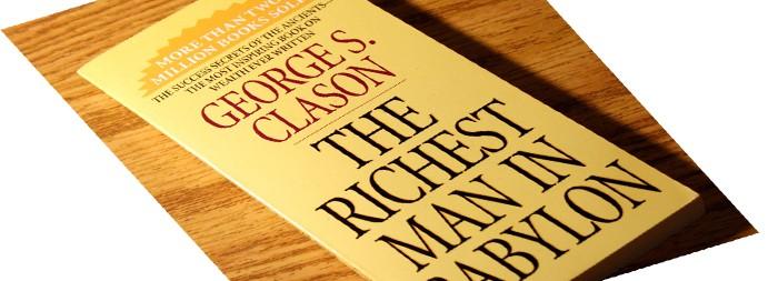 Sách - Người giàu có nhất thành Babylon