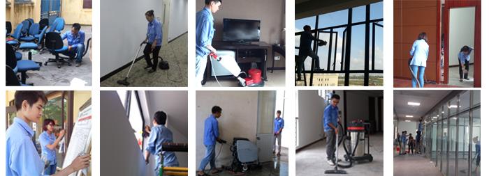 Vệ sinh công nghiệp chuyên nghiệp tại Hải Phòng và các tỉnh lân cận khác: Quảng Ninh, Hải Dương, Thái Bình,...