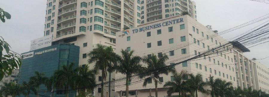 Vệ sinh hàng ngày Tòa nhà văn phòng TD Business Center