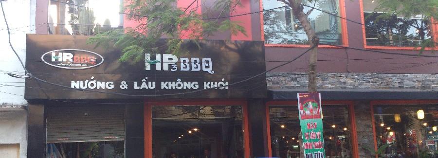 Vệ sinh nhà hàng Nướng & lẩu không khói HP3 BBQ, Hải Phòng